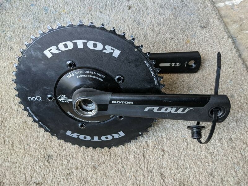 Rotor Flow Chainset 52/36