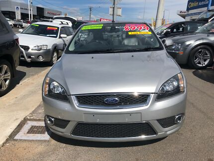 2007 Ford Focus convertible Fyshwick South Canberra Preview