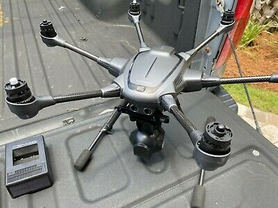 2x Yuneec USA Typhoon H PRO With Intel RealSense