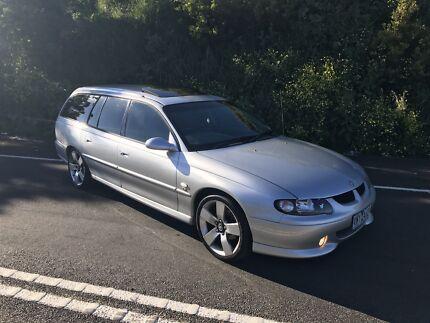 2001 Holden Commodore VX Lumina Wagon