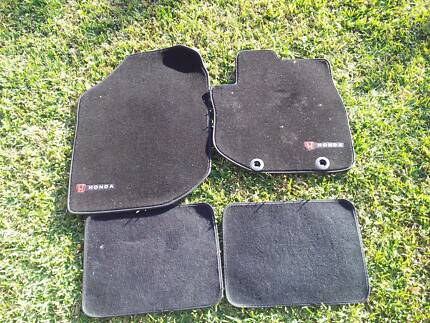 GENUINE Honda FULL SET OF FLOOR MATS - LIKE NEW Oakhurst Blacktown Area Preview
