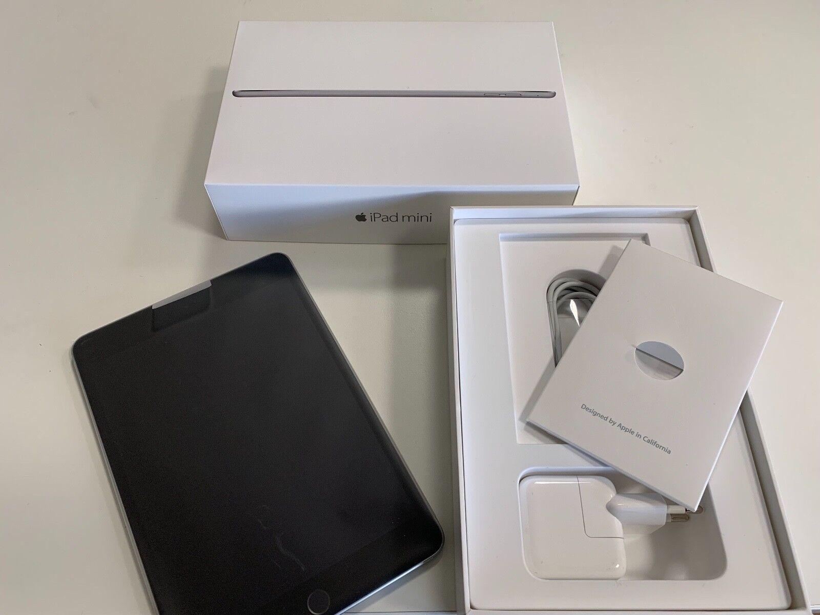 Apple iPad mini 4 32GB, WLAN, (7,9 Zoll) - Spacegrau -entsperrt