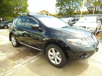2010 Nissan Murano ST AUTO LUXURY $12990 St James Victoria Park Area Preview