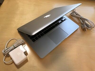 Apple Silver MacBook Pro13