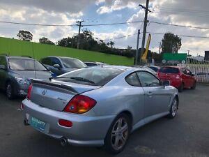 2004 Hyundai Tiburon Manual Sport East Brisbane Brisbane South East Preview