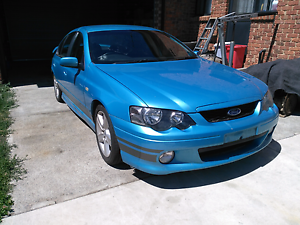 Ford Falcon XR6 BA for wrecking all parts are available. Velocity Epping Whittlesea Area Preview
