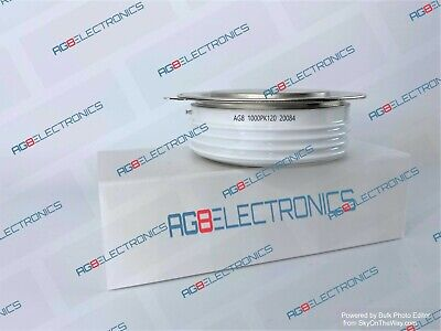 1000pk120 - International Rectifier Ir Thyristor Semiconductor Scr - New