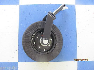 Bush Hog Wheel Landpride Hardee Woods And More 1-12 Post Heavy Duty Tail Wheel