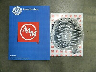 Dodge Ram 2003-UP 2500 3500 AAM 11.5 Aluminum Differential Cover Pan Kit GM