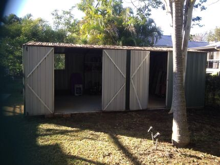 Shed storage space - Brisbane northside Wavell Heights Brisbane North East Preview