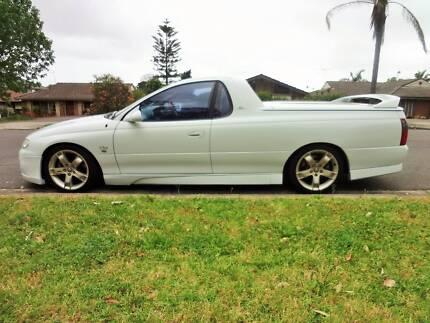 2001 HSV Maloo R8 Ute, V8 Manual, Hard Cover, Exhaust, SS Intake Granville Parramatta Area Preview
