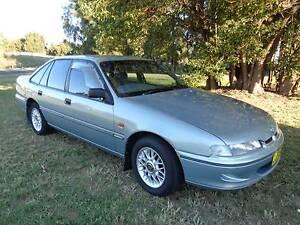 1997 VS COMMODORE V6 AUTO 183400KMS 9/17 REGO Maitland Maitland Area Preview