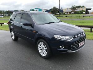 2012 Ford Territory TS SZ RWD SUV 7 Seat Wagon Bungalow Cairns City Preview