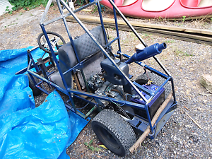 125cc electric start home buggy willing 2 swap 650$ Lilydale Yarra Ranges Preview