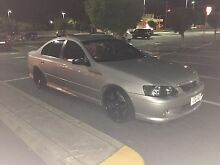 2005 FORD XR6 MKII TURBO West End Brisbane South West Preview