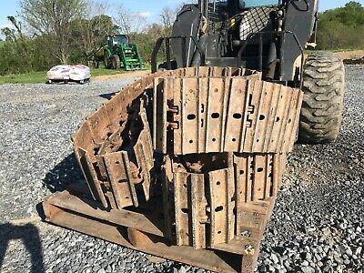 Kubota Mini Excavator Steel Tracks