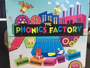 The Phonics Factory (Box Set) (E1-6211)