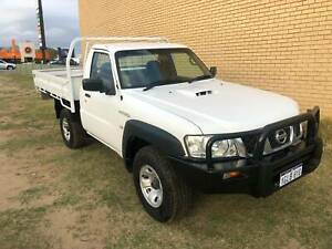 2011 NISSAN PATROL UTE Bentley Canning Area Preview