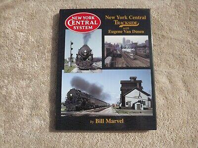 Usado, New York Central...Trackside...with Eugene Van Dusen.....USA Railways.. comprar usado  Enviando para Brazil