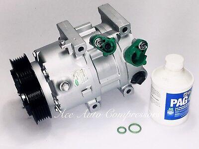 A/C Compressor for Hyundai Sonata 2011-2014 2.0L / 2.4L Remanufacture 1Yr Wrty.