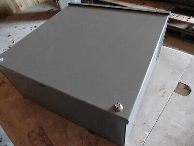 Hoffman A18r188 18x18x8 Outdoor Junction Pull Box Enclosure