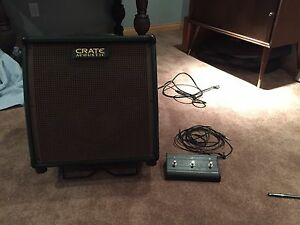 Acoustic Amp - Crate Durango 120 Watt