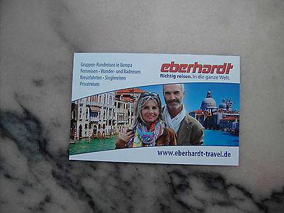 Taschenkalender Eberhardt Travel 2014