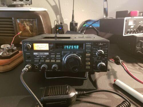 ICOM-IC 730 Transceiver