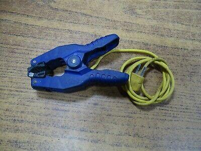 Multimeter Temperature Pipe Clampprobe
