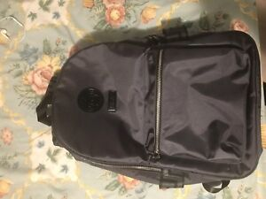 AUTHENTIC Versace parfums Designer Backpack Limited Edition a9e7ab9dd4f45
