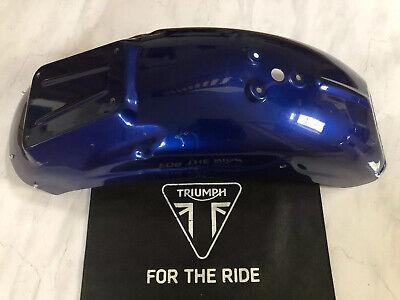 TRIUMPH LEGEND 900 REAR MUDGUARD SAPPHIRE BLUE T2300641 JM
