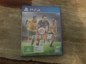 Fifa 16 PS4 ( Pre-owned) Berowra Hornsby Area Preview