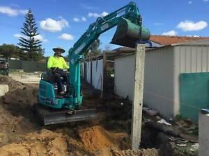 Excavator Operator 1.7ton