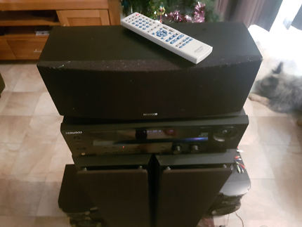 Kenwood audio/video system