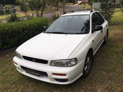 1998 Subaru Impreza Wagon First Owner Since New. Fully Booked!
