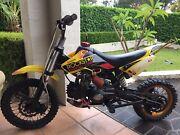 Atomik 125cc dirt bike Castle Hill The Hills District Preview