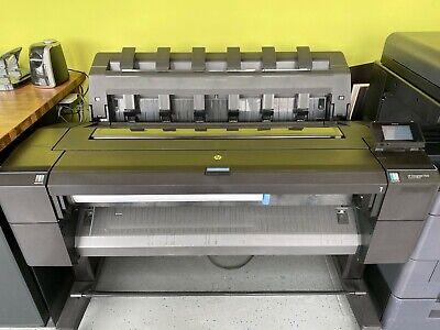 Large Format Plotter Printer - Hp Designjet T920 Postscript 36