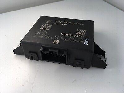 OEM PORSCHE CAYENNE GATEWAY COMPUTER CONTROL UNIT 7PP907530L (Gateway-computer)
