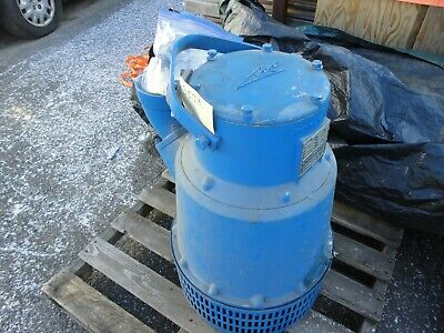 Flygt Corp. Submersible Pump 2151.010-04096 30 Hp - Reconditioned