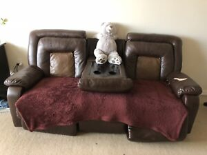 Recliner sofa for free - pickup only