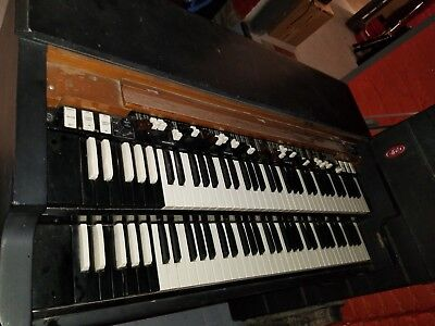Pianos, Keyboards & Organs Musical Instruments & Gear Competent Vintage Hammond Organ Console Matching Transformer M100 Series