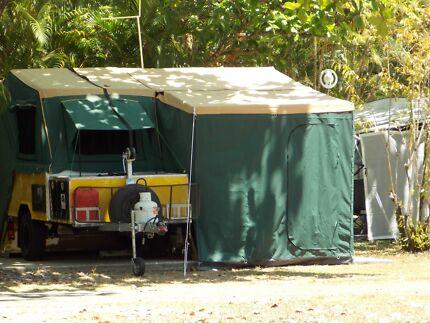 Excellent Jardine Camper  Savannah Camper Trailers
