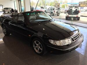 1996 Saab 900 Convertible Capalaba West Brisbane South East Preview