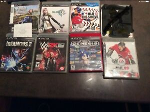Ps2 games and ps3 games needs to be gone ASAP