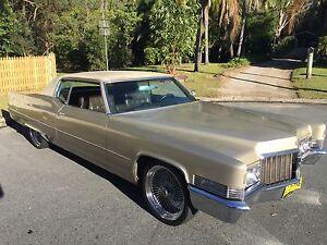 Cadillac coupe de ville Tallai Gold Coast City Preview