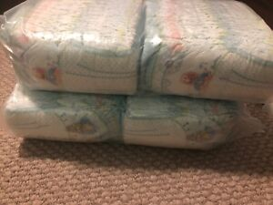 Pampers baby dry size 4