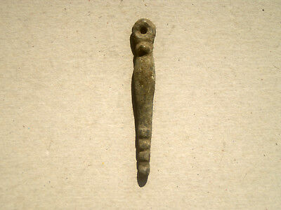 Celtic Amulet - Celtic Protomoney - Phallic Amulet - Big Amulet