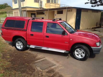 Holden Rodeo - Low Km's! 5 months rego Collaroy Manly Area Preview