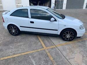 Holden astra equipe log books 6 mints rego Rwc Biggera Waters Gold Coast City Preview