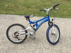 "Infinity Shake kids bike 20"" wheels"